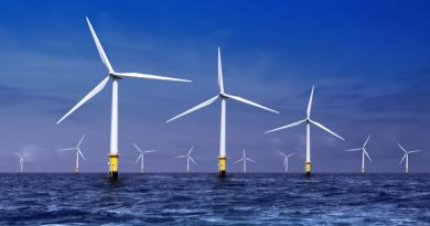 The other three turbine that are likewise part of this establishment achieve amazing statures also, with the littlest remaining more than 500 feet tall