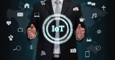 IOT keeps growing larger and soon our workplaces will be brimming with embedded internet-connected devices meant to keep us close contact.