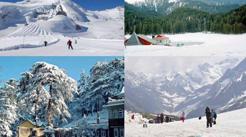 Some Amazing Places to Visit in Himachal Pradesh during Summer