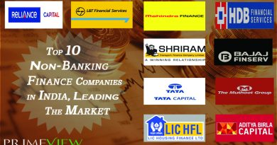 Top 10 NBFCs in India, Leading the Market.