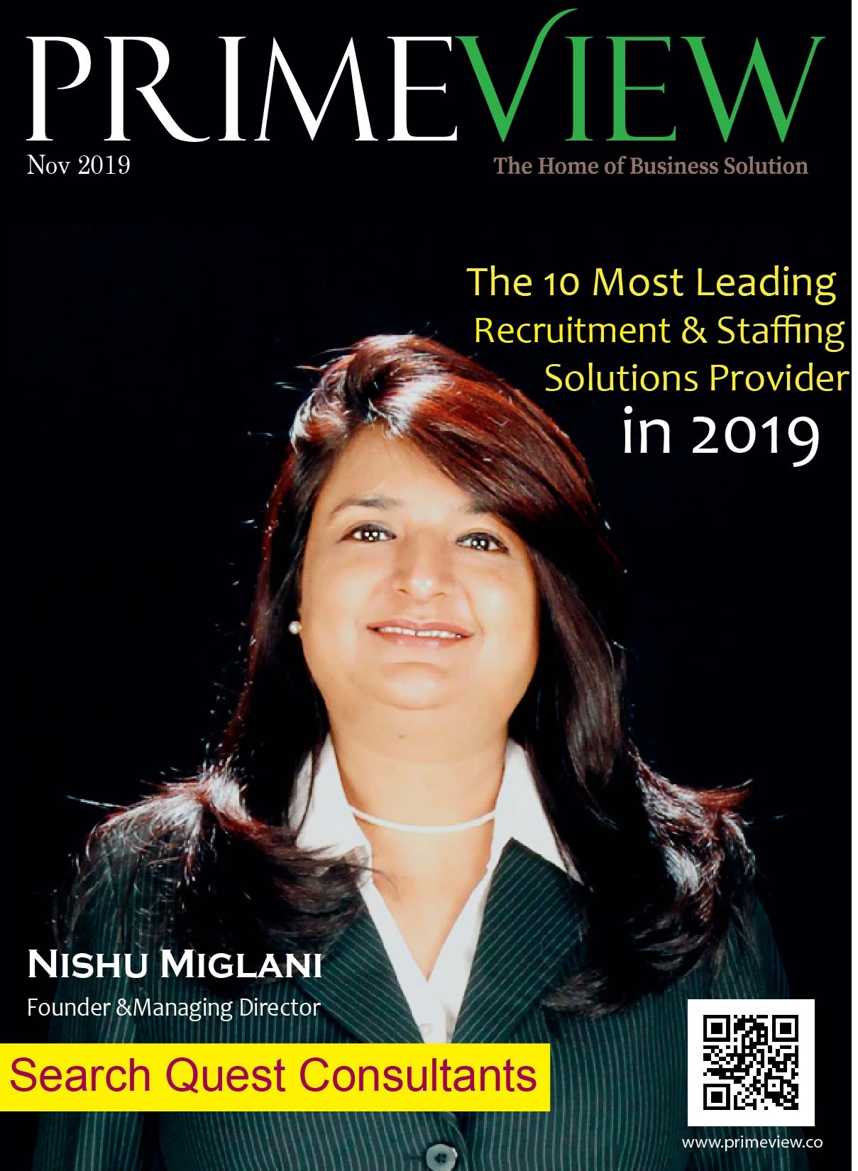 nishu miglani_ Search Quesr Consultants