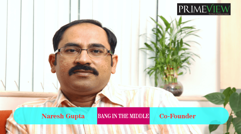There is no future, the future is now: Naresh Gupta
