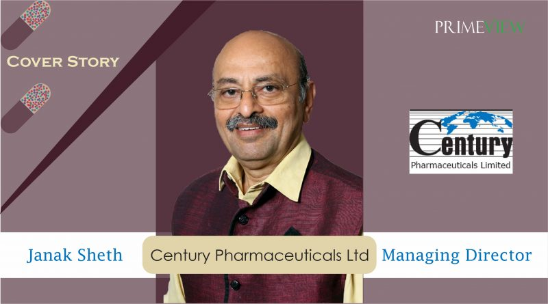 Century Pharmaceuticals Limited : THE PRODUCTIVE, PROGRESSIVE AND PRICE-CONSCIOUS NAME OF INDIAN PHARMACEUTICAL