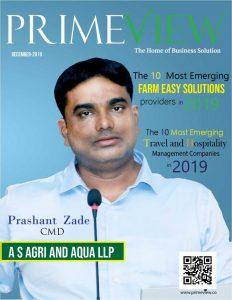 Farm Easy Solution Provider / Travel and Hospitality Companies