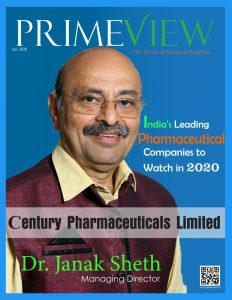Prime View Magazine showcase the wonderful stories of Founder