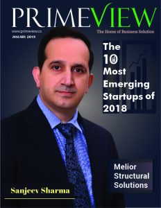 The 10 Most Emerging Startups of 2018 CoverPage
