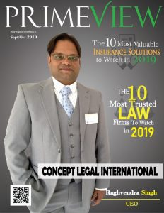 law cover page